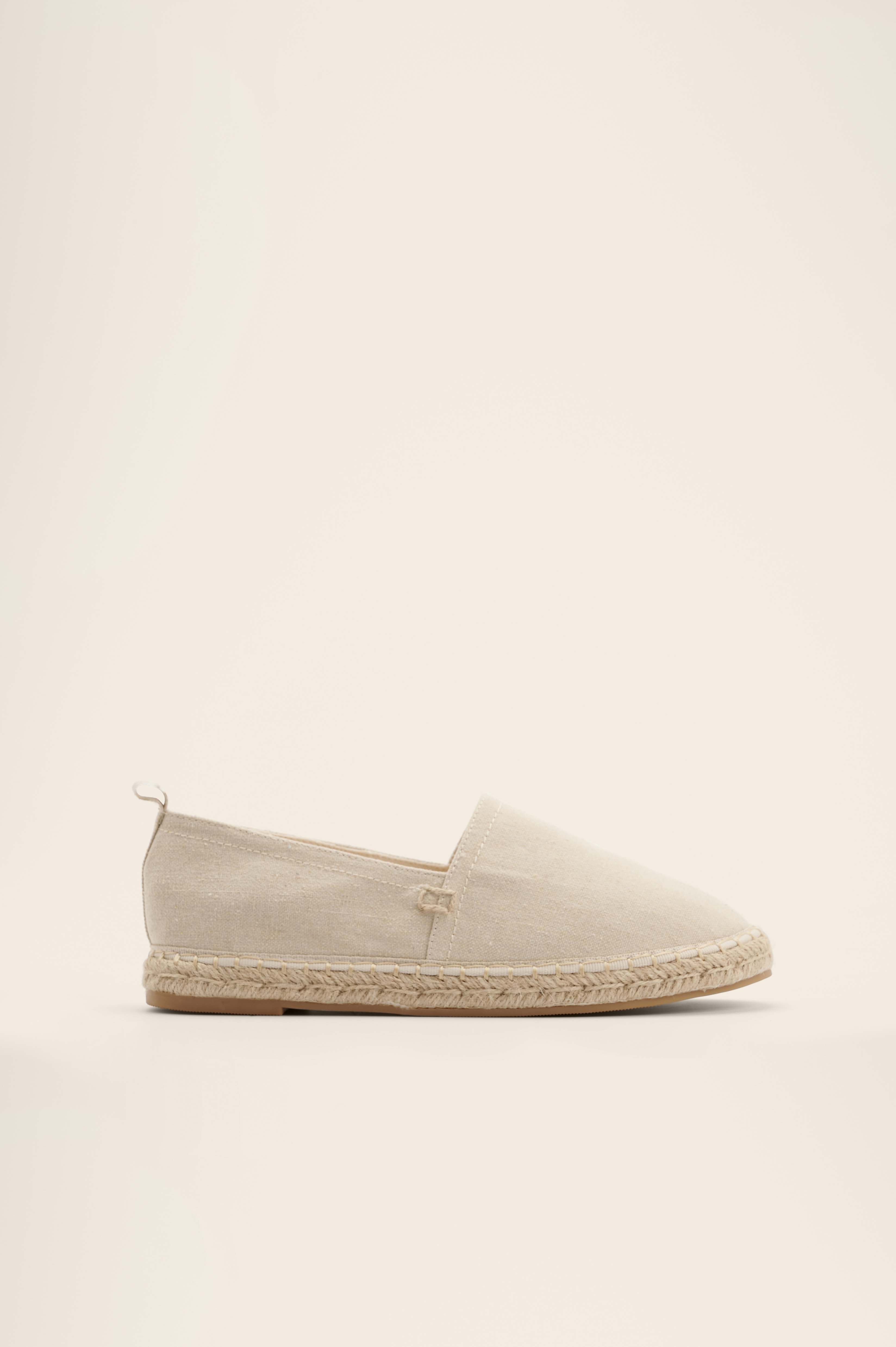 Natural Basic Espadrilles