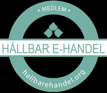 Hållbar E-handel logo